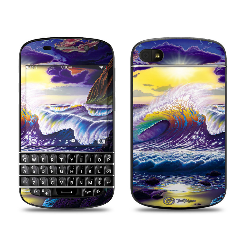 Passion Fin BlackBerry Q10 Skin