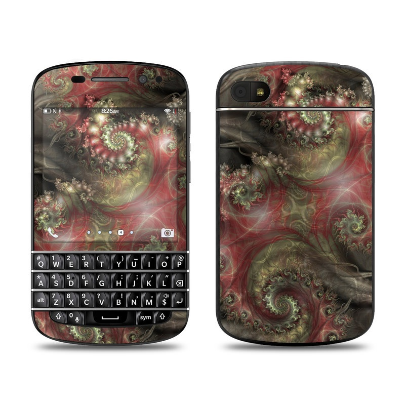 Reaching Out BlackBerry Q10 Skin