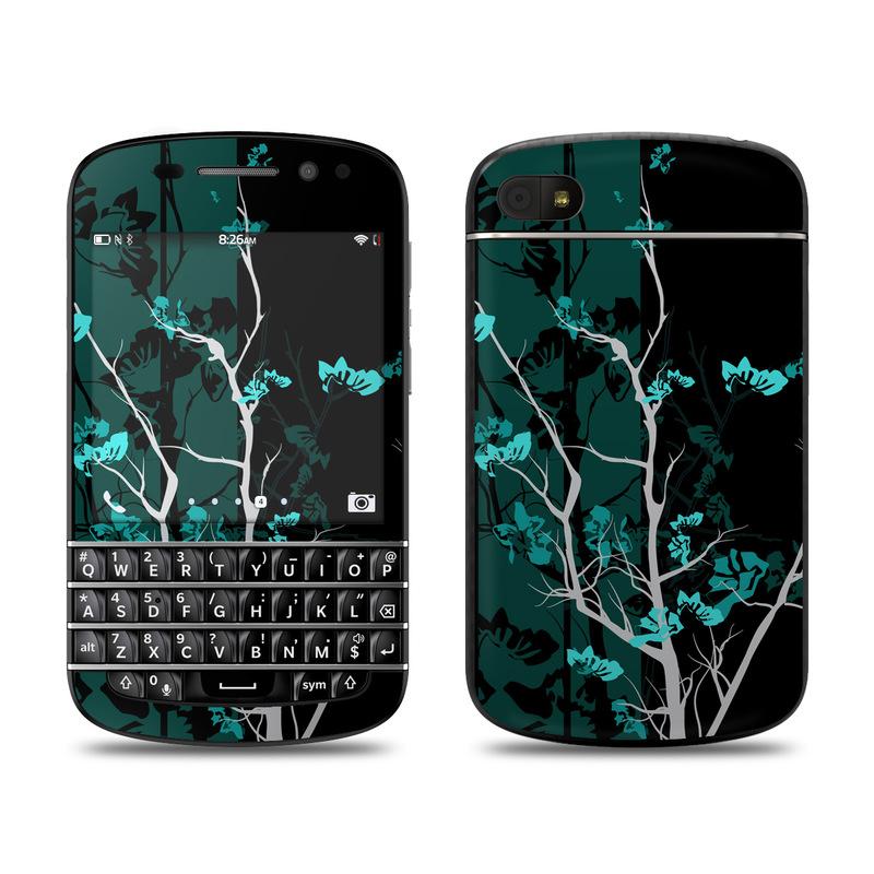 Aqua Tranquility BlackBerry Q10 Skin
