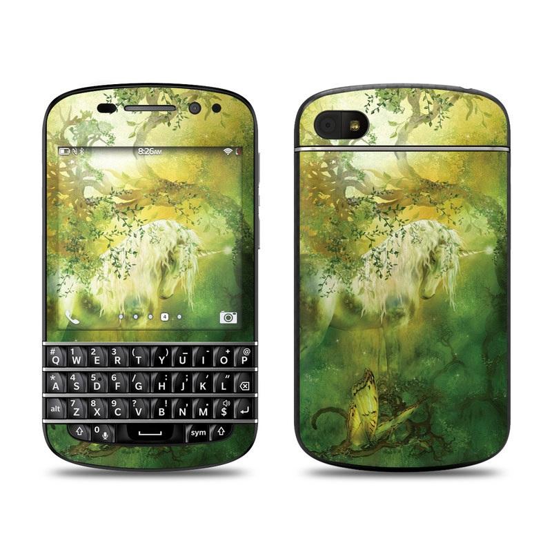 Unicorn BlackBerry Q10 Skin