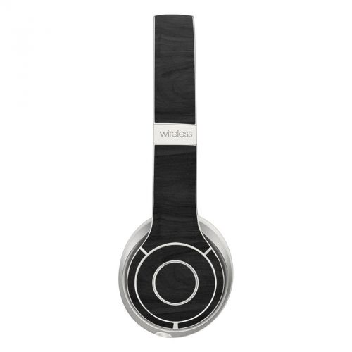 Black Woodgrain Beats Solo 2 Wireless Skin