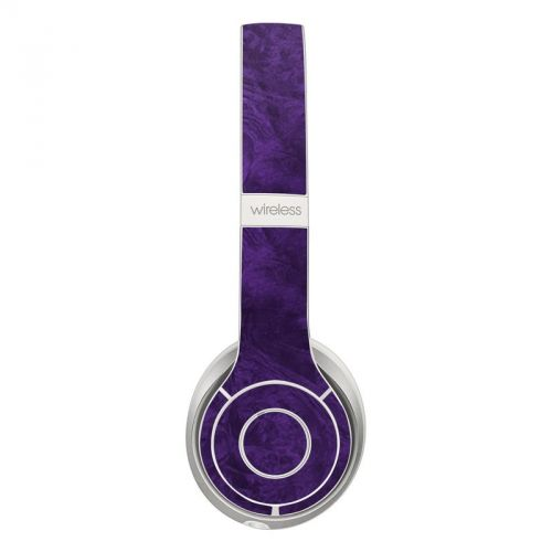 Purple Lacquer Beats Solo 2 Wireless Skin