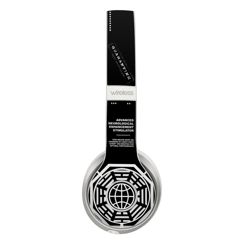 Dharma Black Beats Solo 2 Wireless Skin