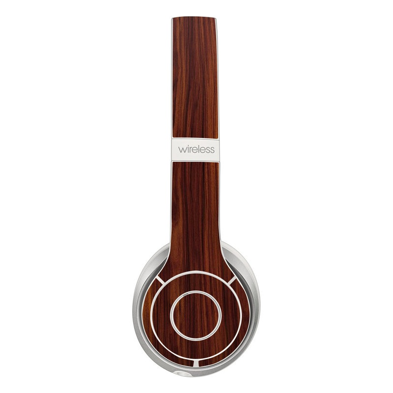 Dark Rosewood Beats Solo 2 Wireless Skin