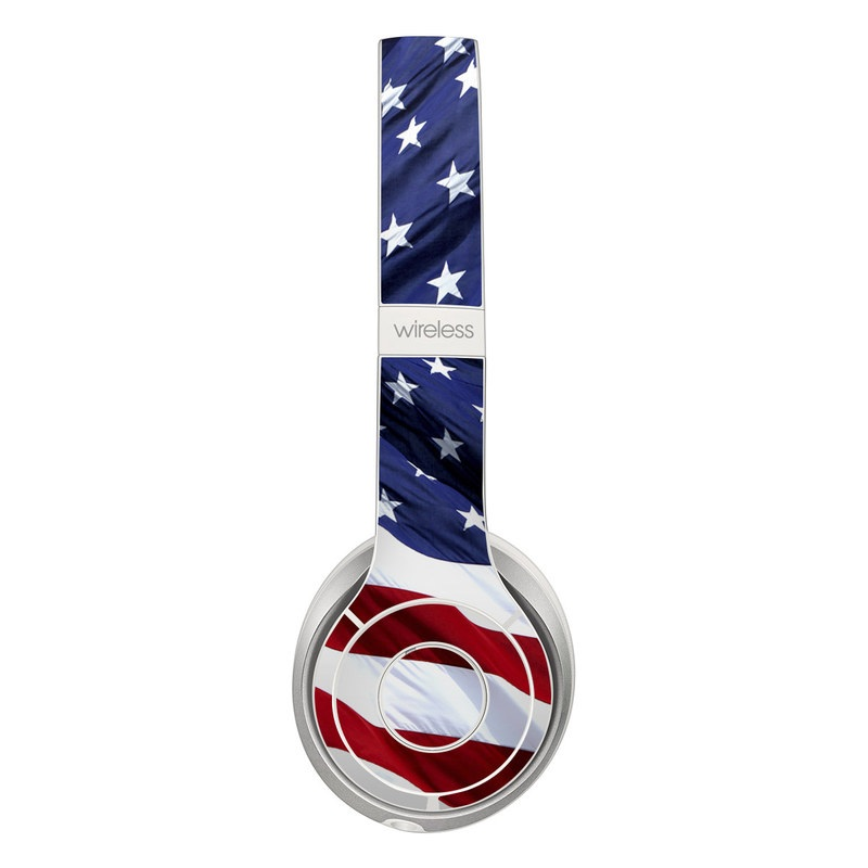 Patriotic Beats Solo 2 Wireless Skin