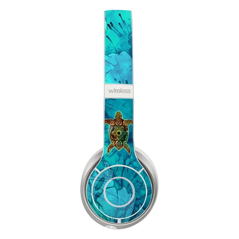 Sacred Honu Beats Solo 2 Wireless Skin