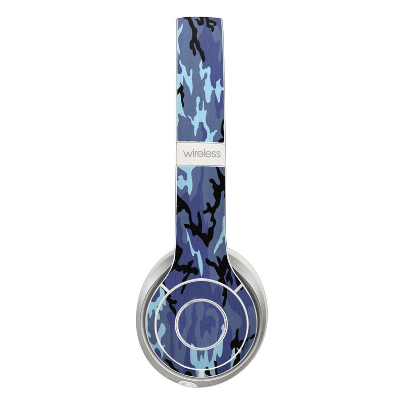 Sky Camo Beats Solo 2 Wireless Skin