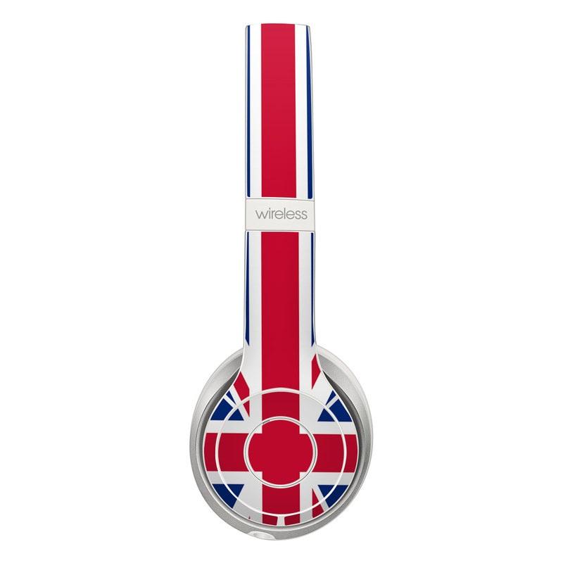 Union Jack Beats Solo 2 Wireless Skin