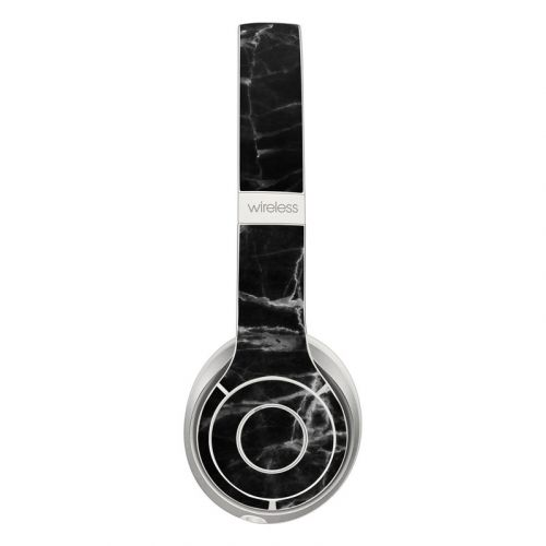 Black Marble Beats Solo 3 Wireless Skin