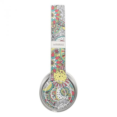 Faded Floral Beats Solo 3 Wireless Skin