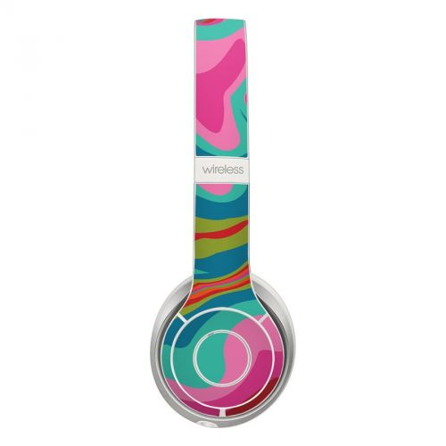 Marble Bright Beats Solo 3 Wireless Skin