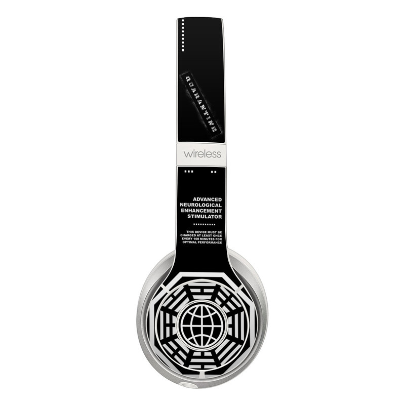 Dharma Black Beats Solo 3 Wireless Skin