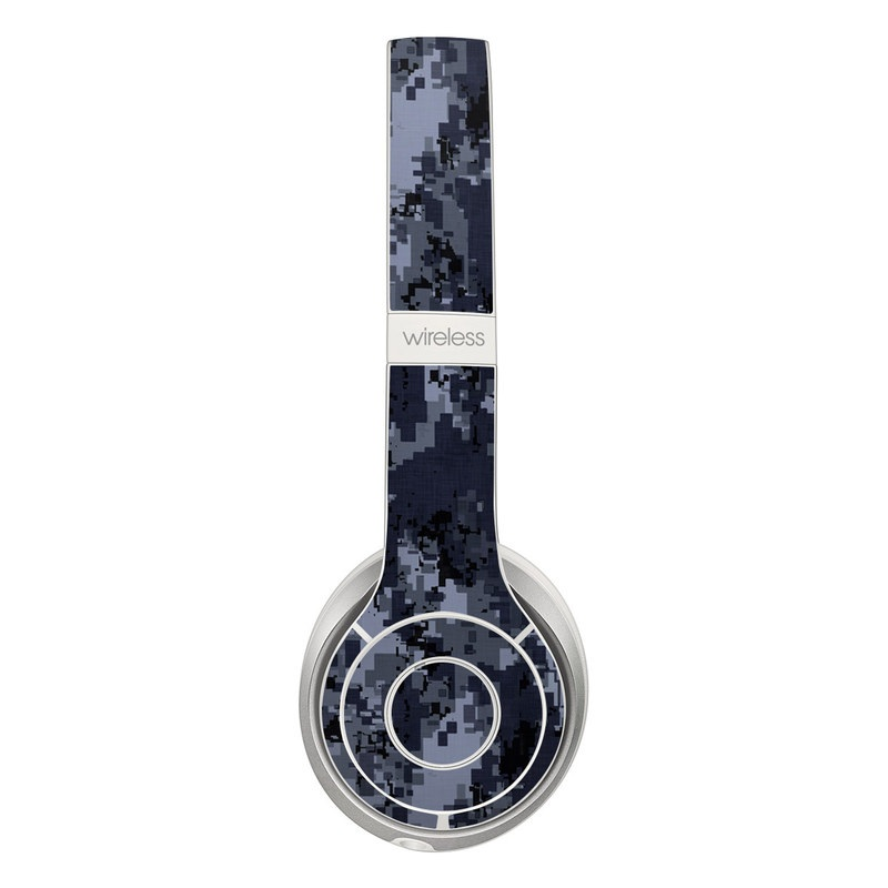 Digital Navy Camo Beats Solo 3 Wireless Skin