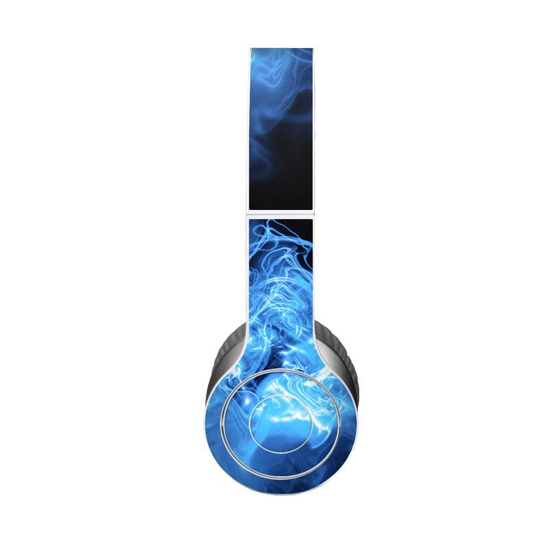 Blue Quantum Waves Beats Solo HD Skin