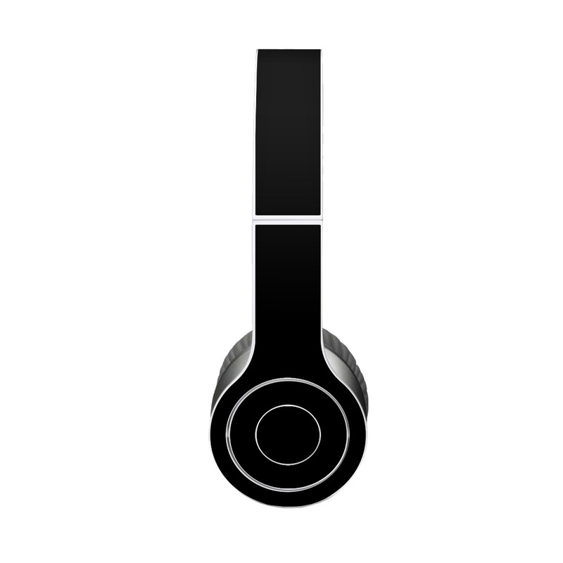 Solid State Black Beats Solo HD Skin