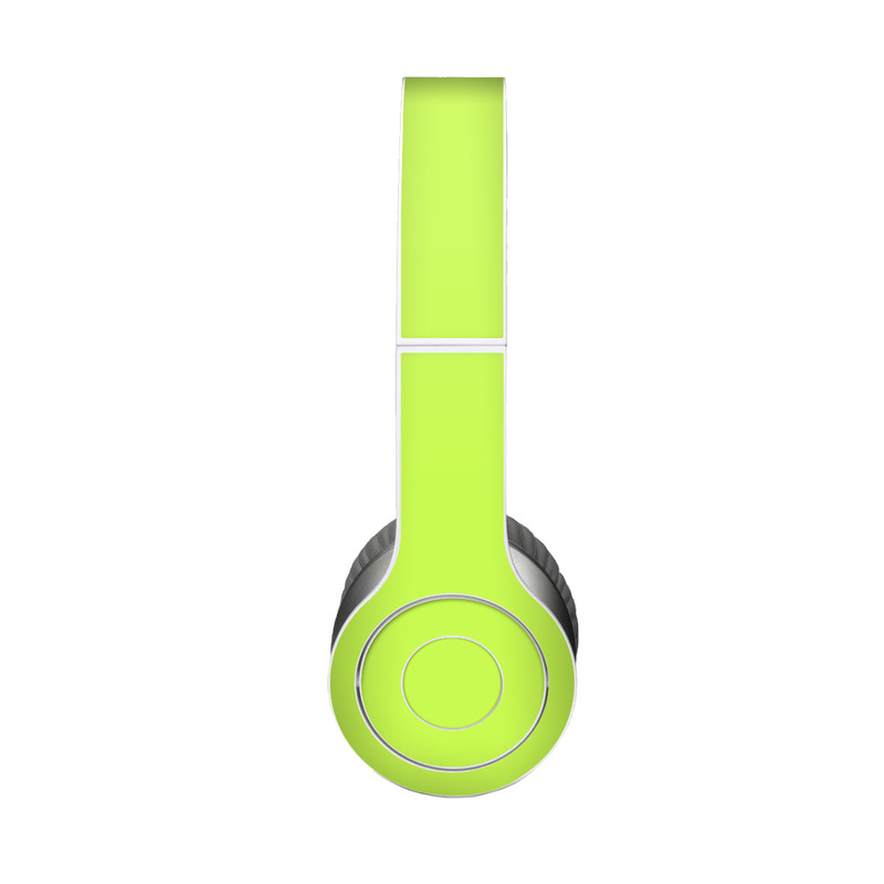 Solid State Lime Beats Solo HD Skin