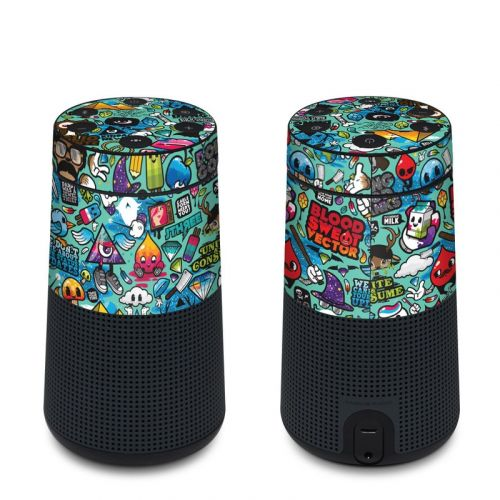Jewel Thief Bose SoundLink Revolve Skin