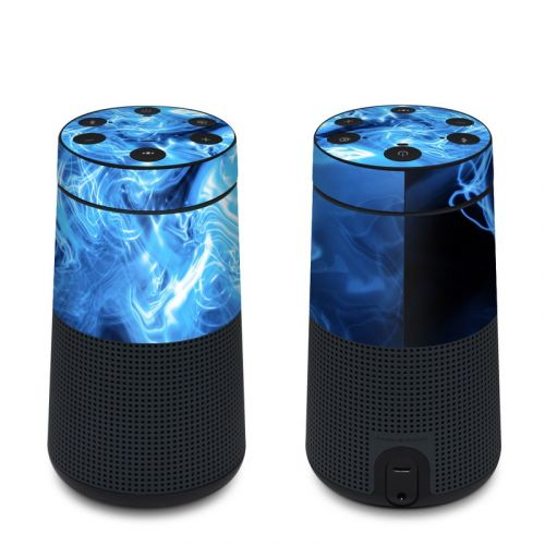 Blue Quantum Waves Bose SoundLink Revolve Skin