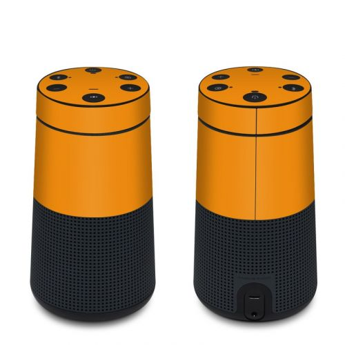 Solid State Orange Bose SoundLink Revolve Skin