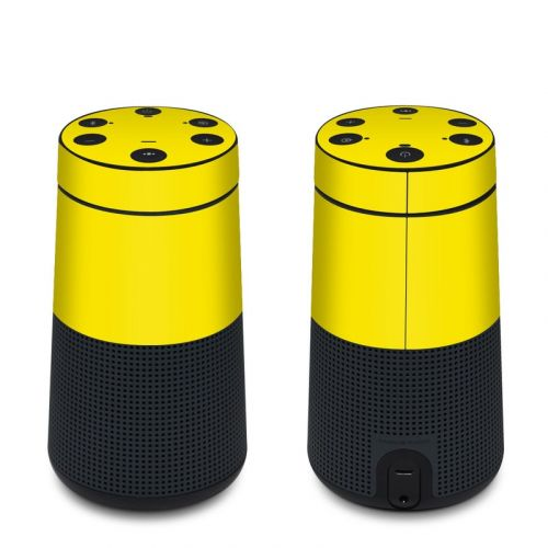 Solid State Yellow Bose SoundLink Revolve Skin