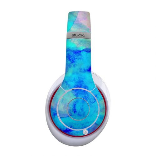 Electrify Ice Blue Beats Studio Wireless Skin