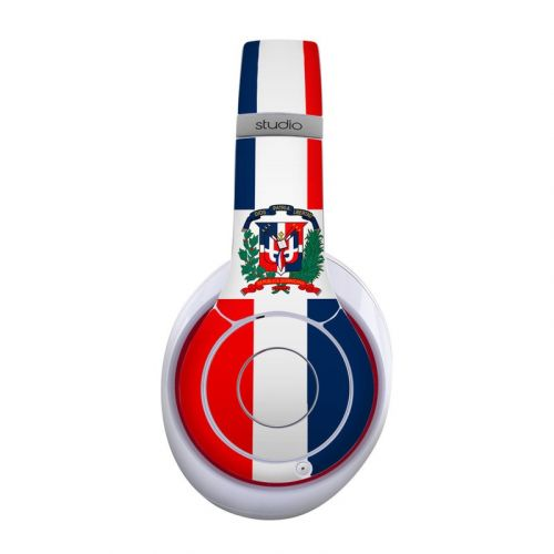 Dominican Republic Flag Beats Studio Wireless Skin