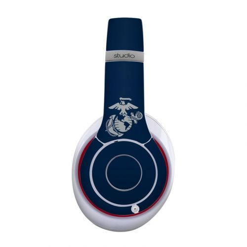 USMC Blue Beats Studio Wireless Skin