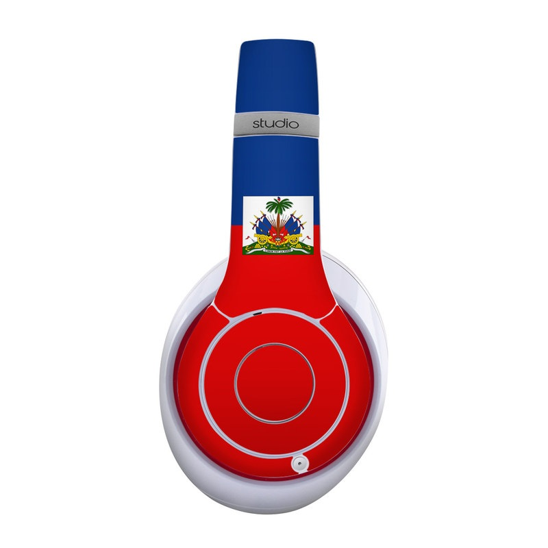 Haiti Flag Beats Studio Wireless Skin