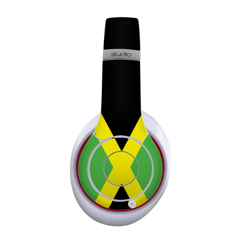Jamaican Flag Beats Studio Wireless Skin
