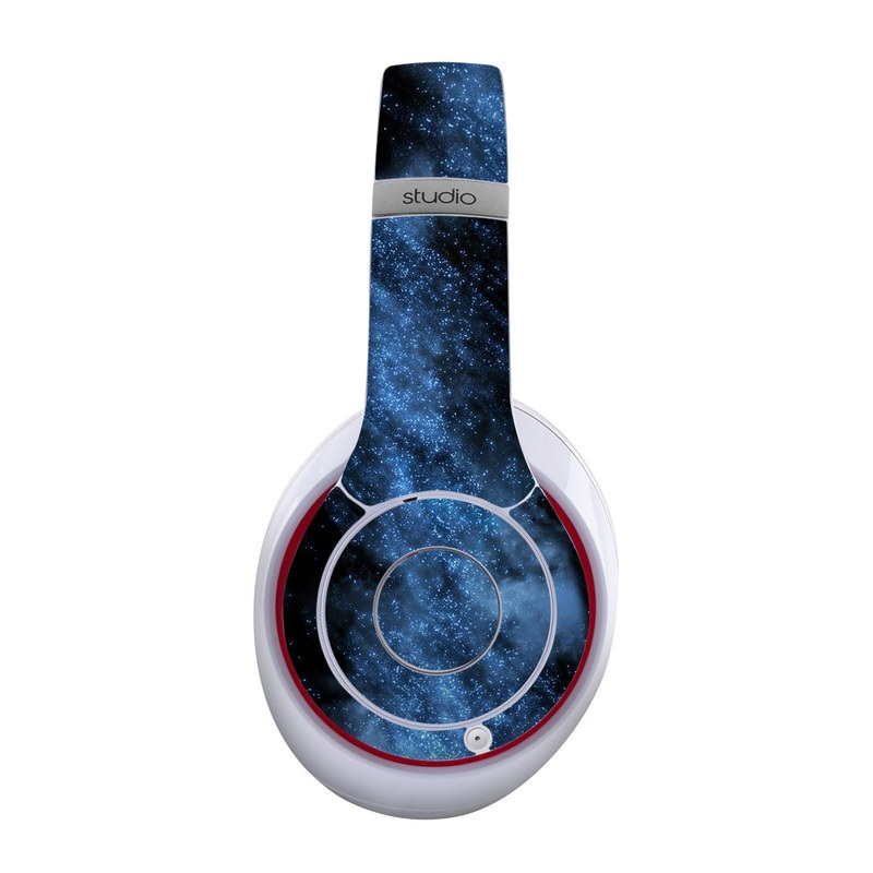 Beats Studio Wireless Skin design of Sky, Atmosphere, Black, Blue, Outer space, Atmospheric phenomenon, Astronomical object, Darkness, Universe, Space with black, blue colors