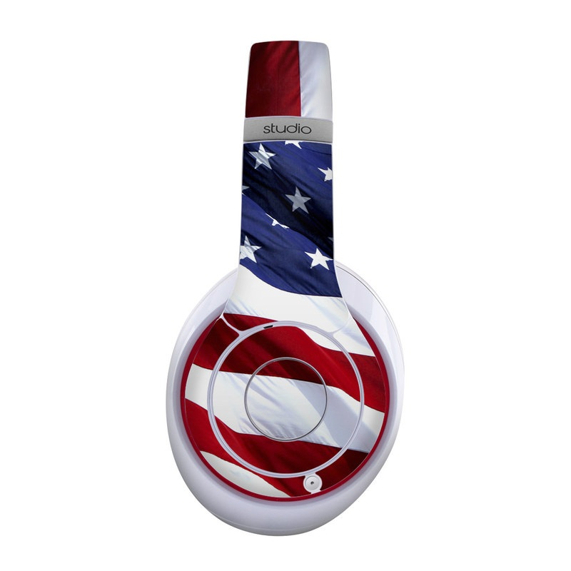 Patriotic Beats Studio Wireless Skin