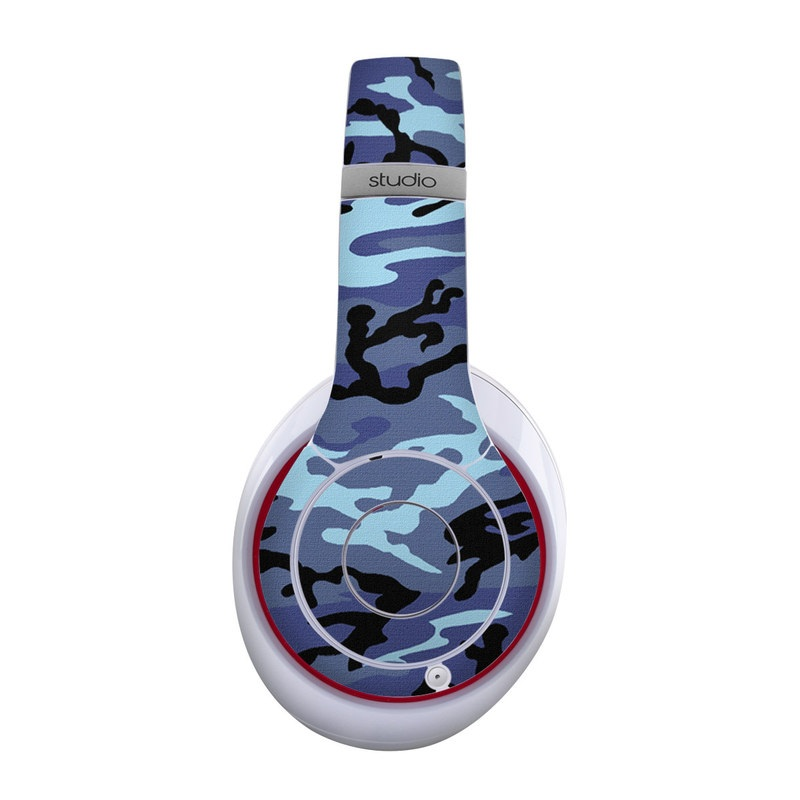 Sky Camo Beats Studio Wireless Skin