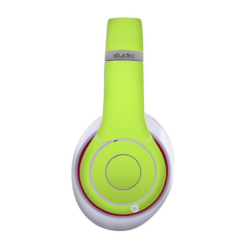 Solid State Lime Beats Studio Wireless Skin