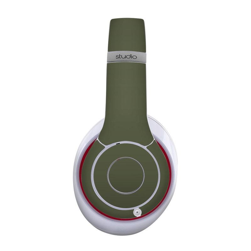 Solid State Olive Drab Beats Studio Wireless Skin