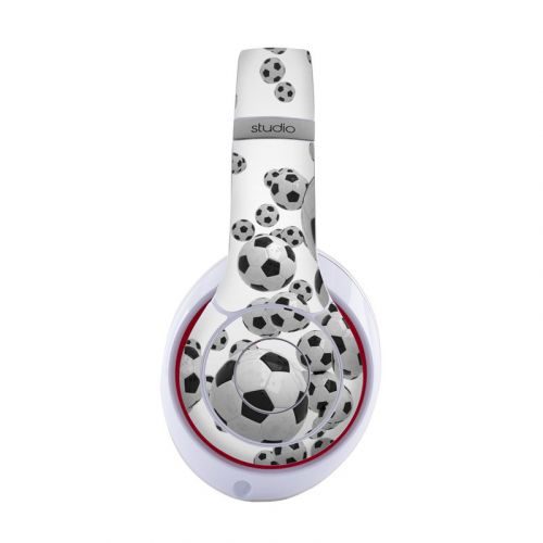 Lots of Soccer Balls Beats Studio3 Wireless Skin