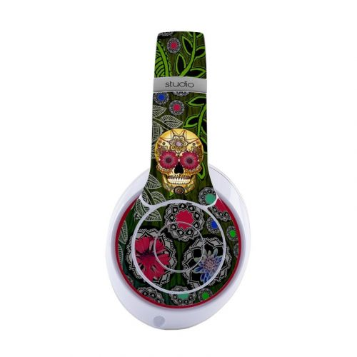 Sugar Skull Paisley Beats Studio3 Wireless Skin