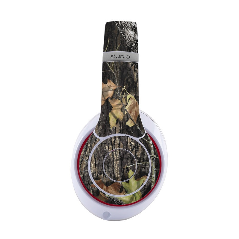 Beats Studio3 Wireless Skin design of Leaf, Tree, Plant, Adaptation, Camouflage, Branch, Wildlife, Trunk, Root with black, gray, green, red colors