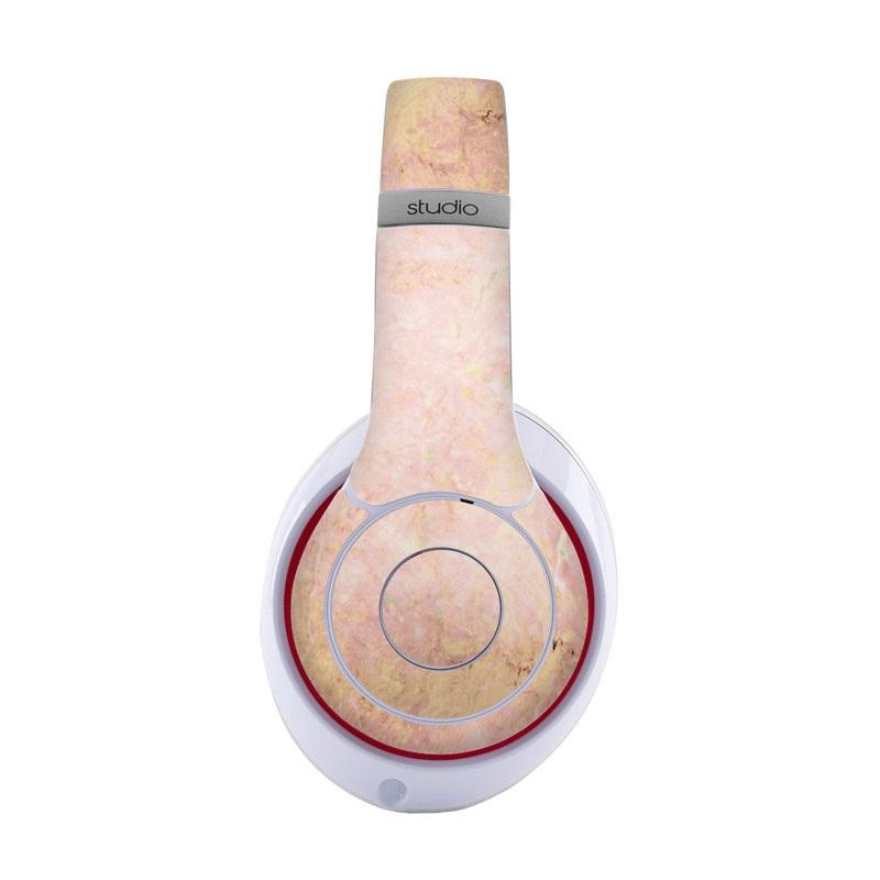 Rose Gold Marble Beats Studio3 Wireless Skin