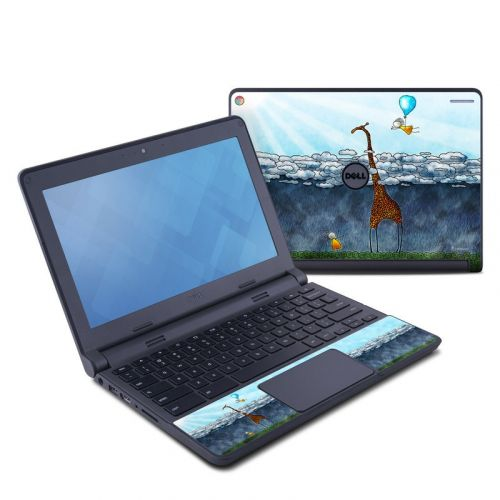 Above The Clouds Dell Chromebook 11 Skin