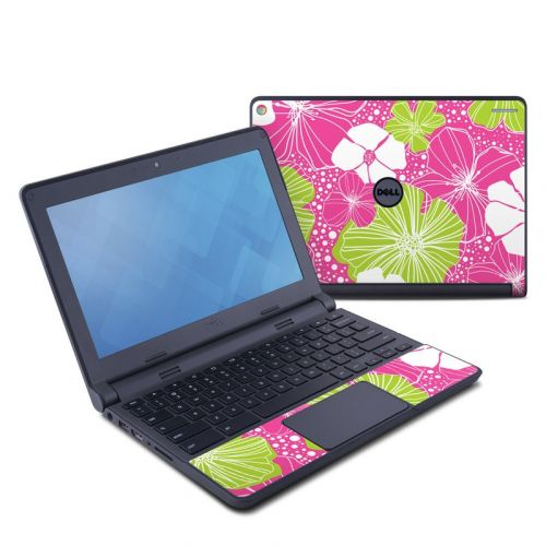 Dainty Dell Chromebook 11 Skin
