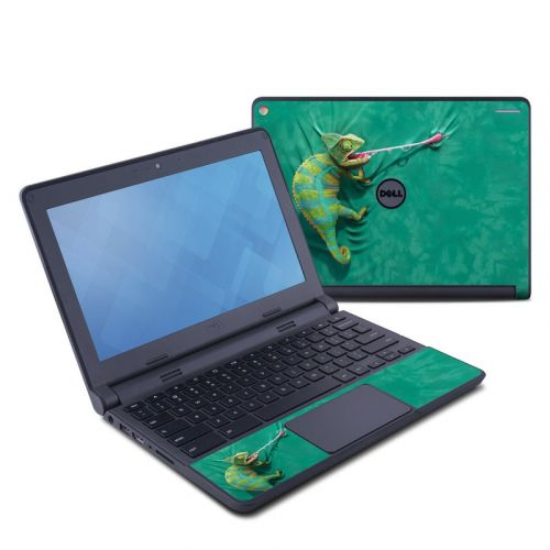 Iguana Dell Chromebook 11 Skin