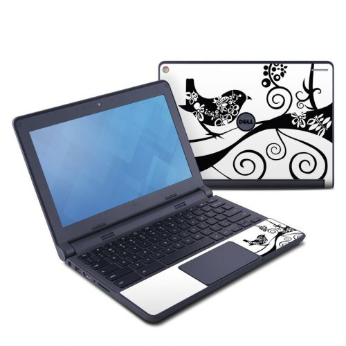 Little Curly Dell Chromebook 11 Skin