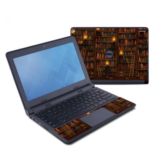Library Dell Chromebook 11 Skin