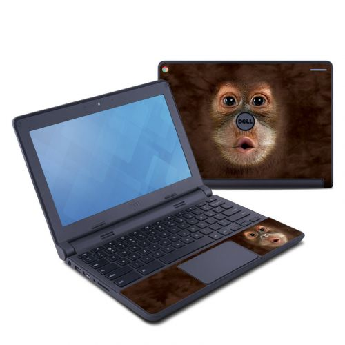 Orangutan Dell Chromebook 11 Skin