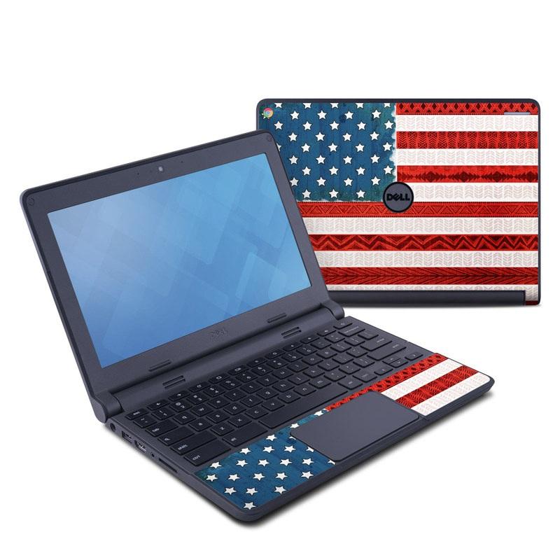 American Tribe Dell Chromebook 11 Skin