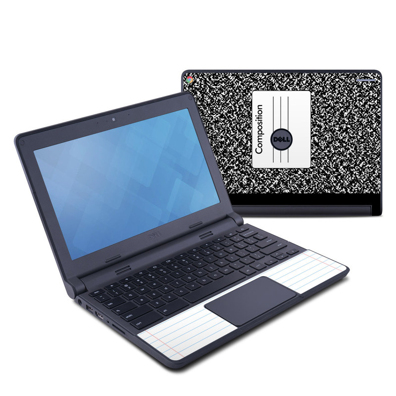 Composition Notebook Dell Chromebook 11 Skin