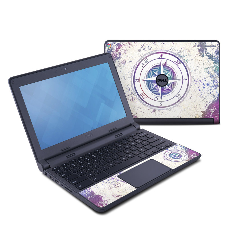 Find A Way Dell Chromebook 11 Skin