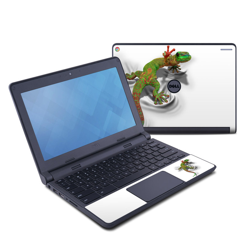 Gecko Dell Chromebook 11 Skin