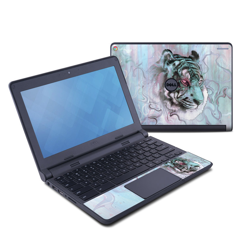 Illusive by Nature Dell Chromebook 11 Skin