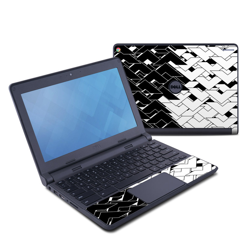 Real Slow Dell Chromebook 11 Skin